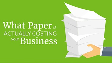 What Paper Costs your Business - Device Magic